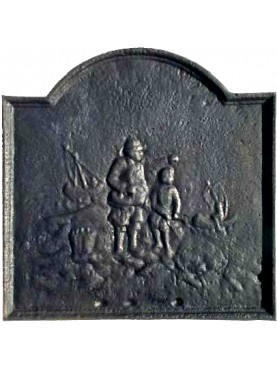 french castiron Fireback fishermans