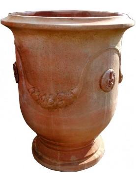 Terracotta Andouze pots Ø69cms