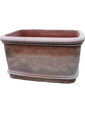 Great terracotta box from Impruneta