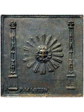 Original Fireback emperor sun