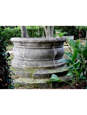 Great stone well repro