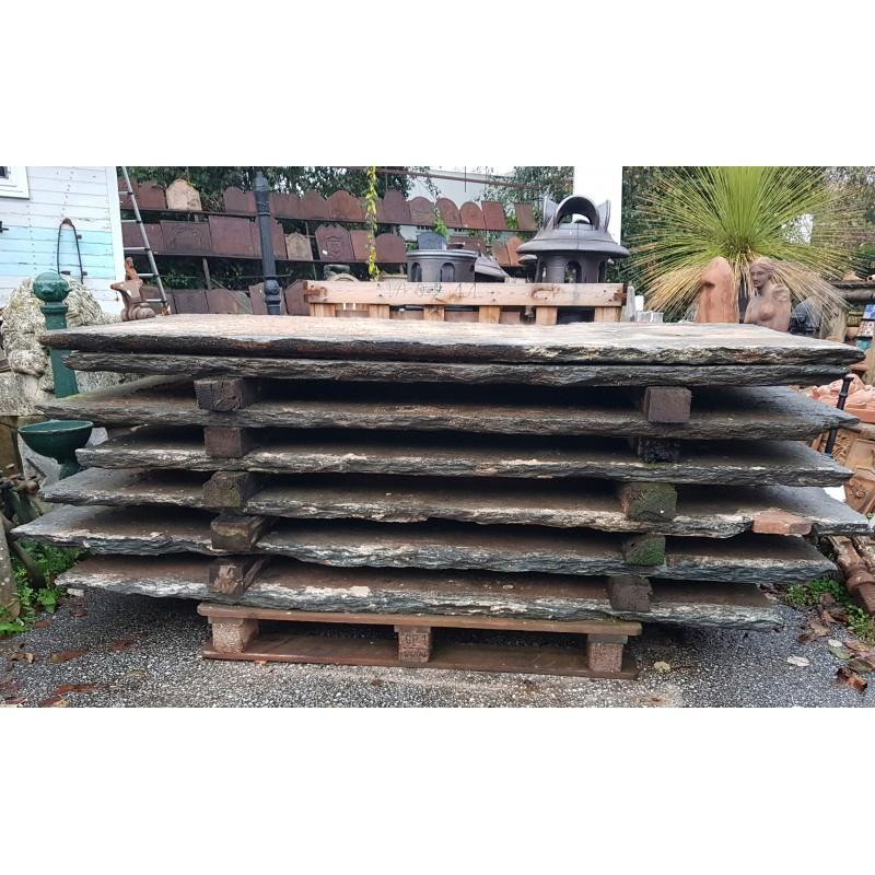Tavoli Da Giardino Antichi.Piani Antichi In Pietra Per Tavoli Da Giardino Recuperando