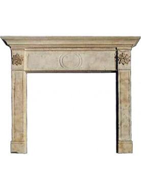 Castellini Provera fireplace 2