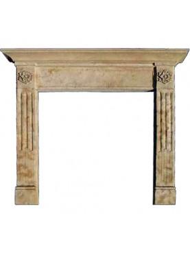 Castellini Provera fireplace 3