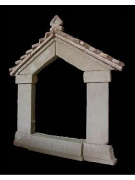 Edicola in Pietra