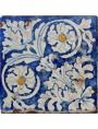 Ancient italian Majolica tile - Tommaso Bruno