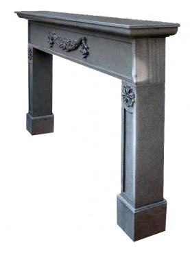 Conti Fireplace sandstone