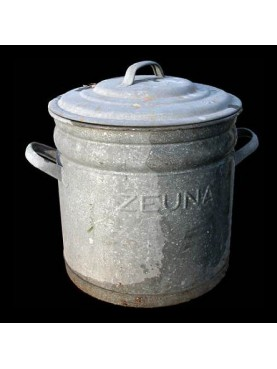 ZEUNA kitchen zinc pot