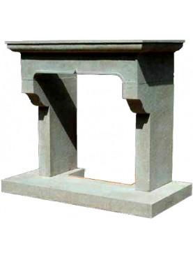 TARTARELLI FIREPLACE 04 - sandstone