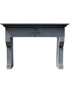 Ceccatelli fireplace - sandstone