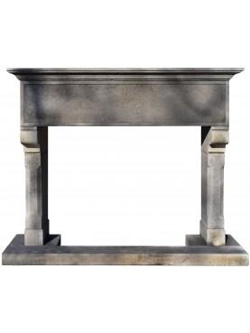 """Sandstone Fireplace """"Captain Cargiolli"""""""