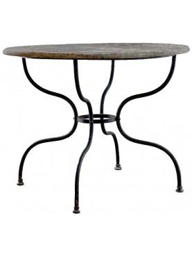 Round table Belle Époque design