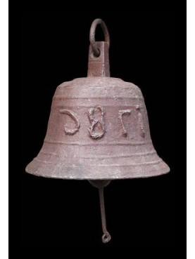 Cast-iron bell