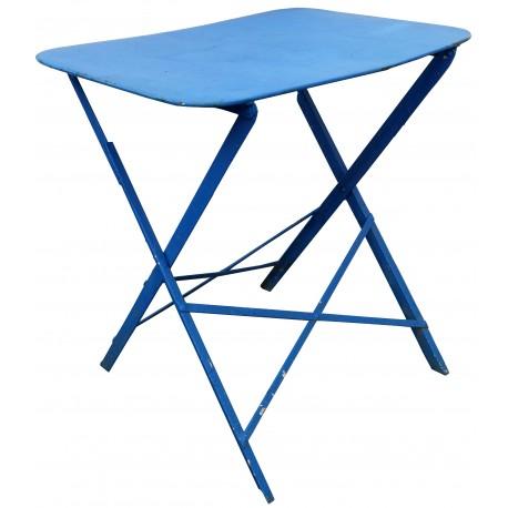Piccolo tavolino in ferro