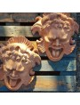 Altoviti mask light patina