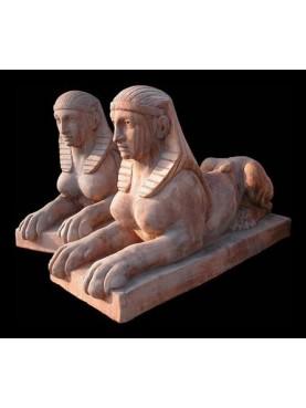 Le sfingi egiziane della Manifattura di Signa