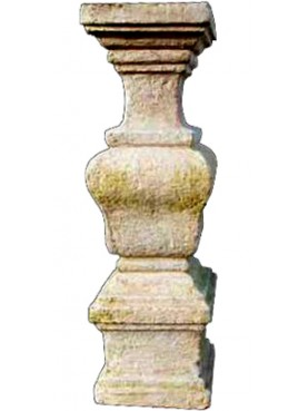 Terracotta Balustrade baluster