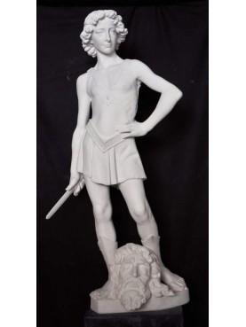 Verrocchio's David