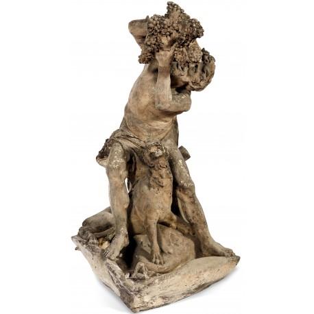 Da Pietro Bernini, secolo XIX satiro a cavallo di una PANTERA