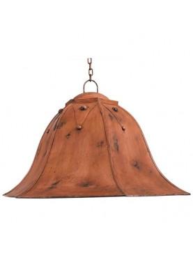 Plafoniere in ferro Ø75cm smaltato lampadario in sospensione industriale ferro