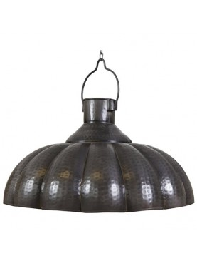 Iron ceiling lamp industrial suspension chandelier
