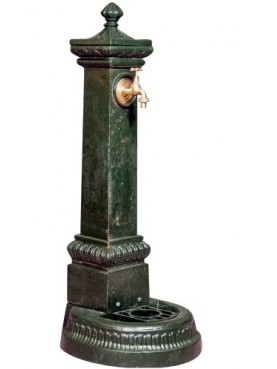 Milan fountain medium size cast-iron