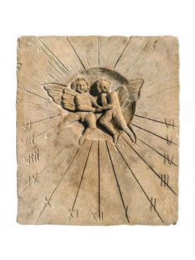 Angels stone sundial