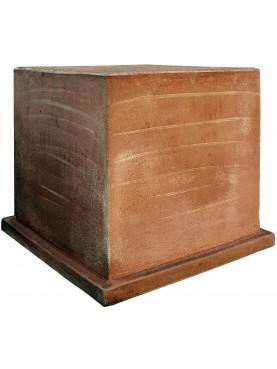 Terracotta base from Impruneta