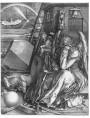 L'opera di Albrecht Durer - Melancholia 1514