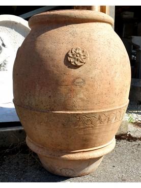 ANTICO Orcio Toscano H.70cm Impruneta