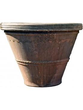 Cytrus vase Ø 85 cms Terracotta Impruneta Florence