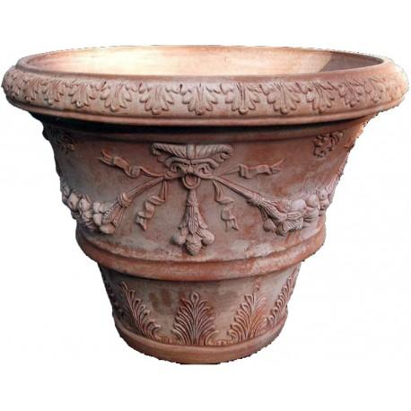 Vaso da Limoni con festoni Ø90cm