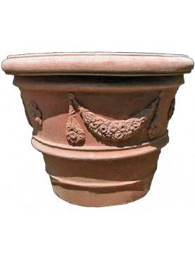 Tuscan Vase Ø105cms