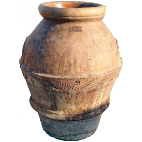 Ancient Olive oil Jare H.66cms from Montelupo