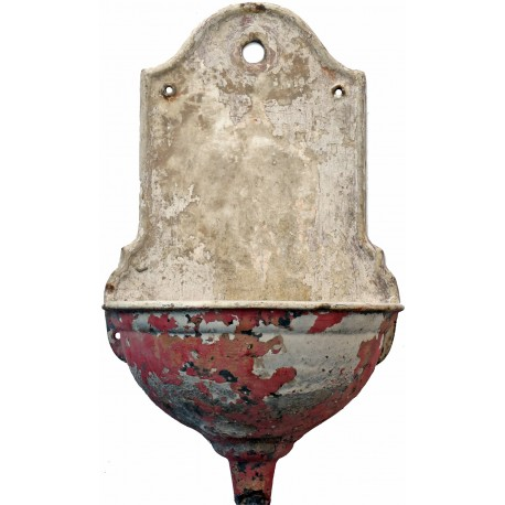 ancient original Cast iron fountain