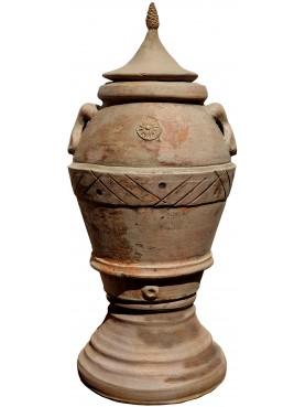 Tuscan's jare in a Impruneta shape