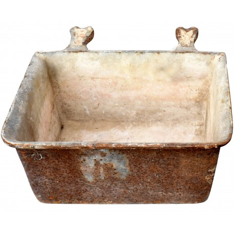 antique Cast iron flush box