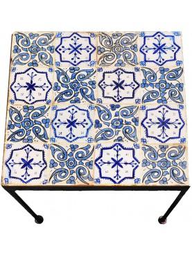 Little morocco tiles table