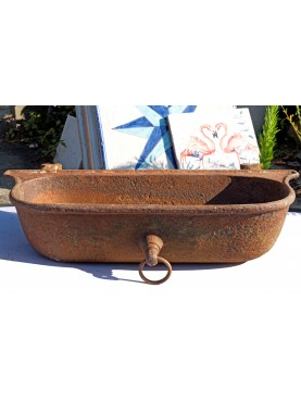 ancient watering hole cast iron