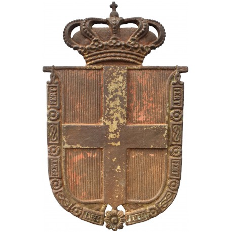 Large Coat of Arms of House of Savoy