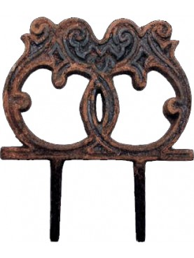 Cast-iron Flower Bed Border