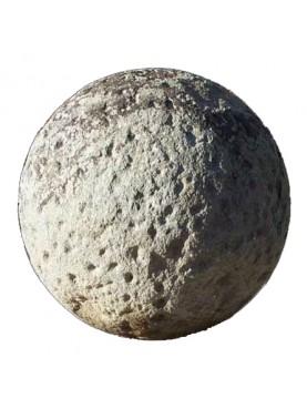 Sandstone sphere Ø25cms