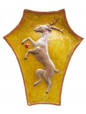 Florentine coat of arms with deer