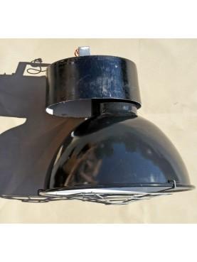 Plafoniere in ferro Ø38cm smaltato lampadario in sospensione industriale ferro