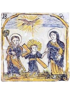 Sacra famiglia 1821