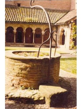 forged iron iron well