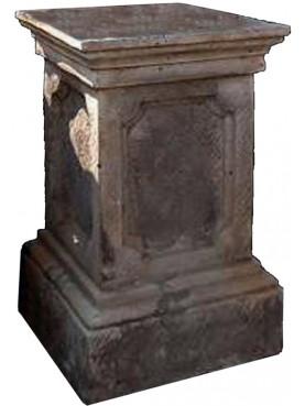 Cement base H.88cms/50x50cms