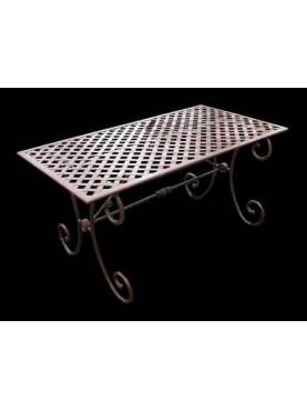 Tavolo in ferro 150CM