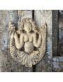 Bassorilievo in bronzo di Sirena Bicauda