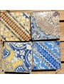 Original Liberty majolica tile